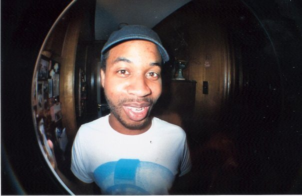 Me in Fisheye